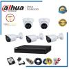 Lắp đặt trọn bộ 5 camera Dahua Full HD