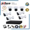 Trọn bộ 7 camera Dahua độ phân giải full HD