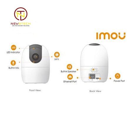 Camera wifi Camera IP IPC-A22EP-A-IMOU