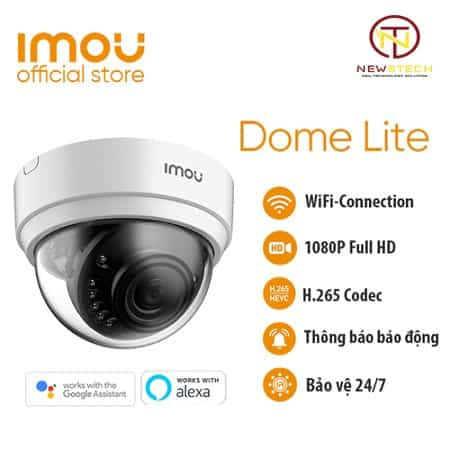 camera wifi IPC-D22P-IMOU