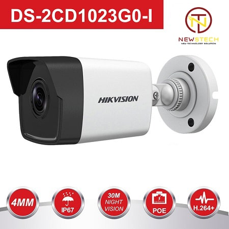 Camera ip DS-2CD1023G0E-ID