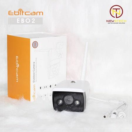 camera wifi EBO2 STARLIGHT