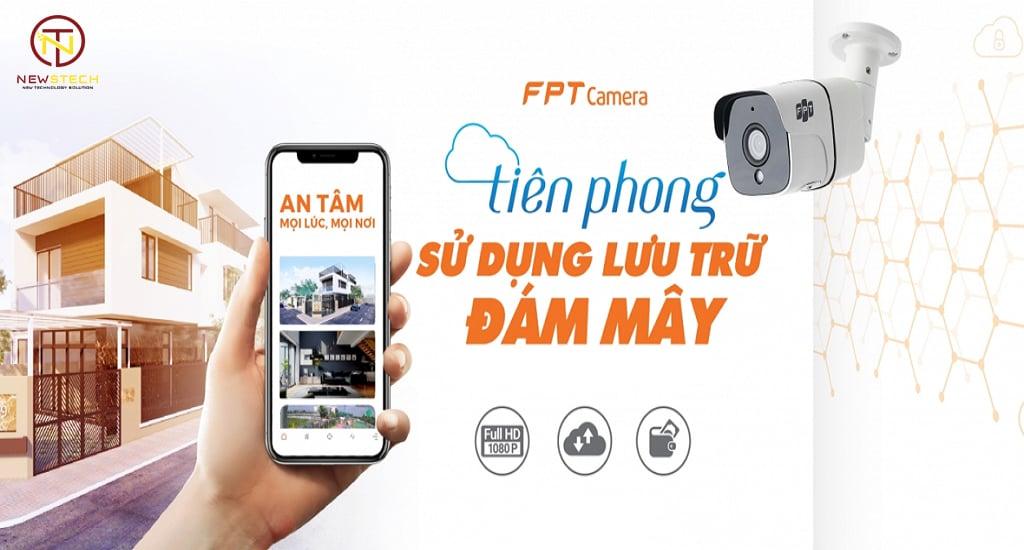 lắp đặt camera IP FPT Cloud giá rẻ cho mọi nhà