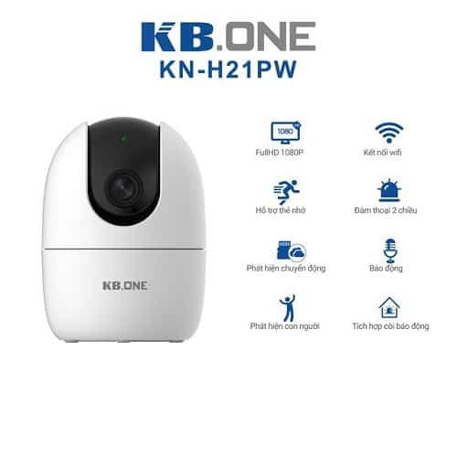 lắp camera IP Kbone